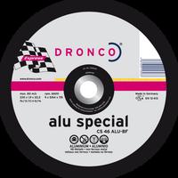 Dronco Aluminium Special Cutting Discs