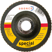 Dronco G-AZ A Special Tapered Flap Discs