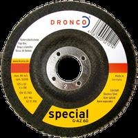 Dronco G-AZ Special Flat Flap Discs