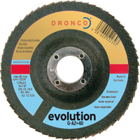 Dronco Evolution Maxx Tapered Flap Discs
