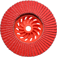 Dronco Jet Ceramic Flat Flap Discs