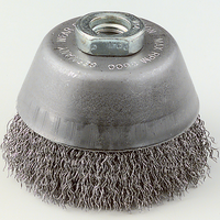 Dronco M14 Crimped Wire Cup Brush