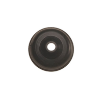 Plastic Spat Washers - Black