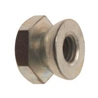 Shear Nuts - Bright Zinc Plated