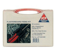 J-Plug Metal Plasterboard Fixings Kit