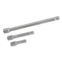 Silverline Extension Bar Set - 3 piece