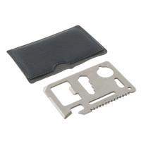 Silverline Credit Card Multi-Tool