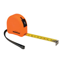 Silverline Hi-Vis Contour Tape Measure