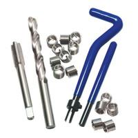 Silverline Helicoil Type Thread Repair Kit