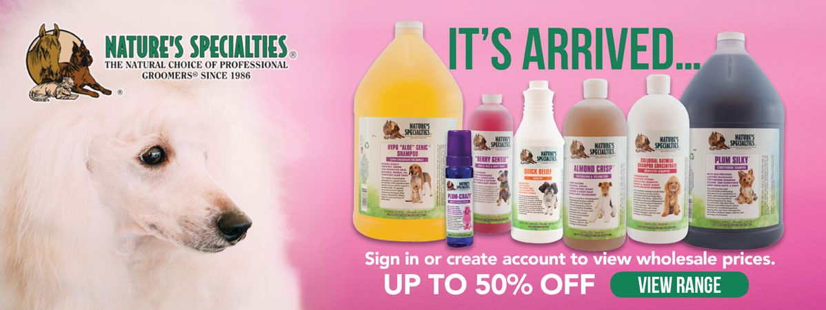 Nature's Specialties - now in stock! Create an account/login to get lower prices. Up to 50% Off