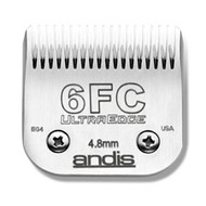 15% OFF - Andis Ultraedge Stainless Steel Blade # 6 FC