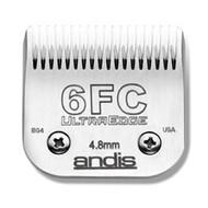 Andis Ultraedge Stainless Steel Blade # 6 FC