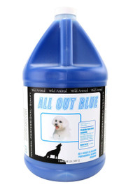 Wild Animal All Out Blue Shampoo
