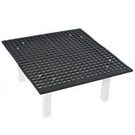 Groomer's Best Raised Tub Grate