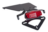 Fender Elimination Kit - with LED Lucas Shape Tail Light