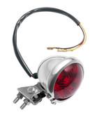Bates Tail Light LED - Stainless Polish