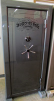Superior Master 30 Safe in custom color - Dark Gun Smoke