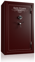 Safe Guard Deluxe GX31 in Burgundy