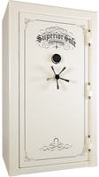 Superior Regal Safe - Ivory with black chrome
