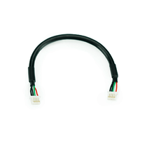 USB 2.0 Molex 5 Pin to Molex 5 Pin Cable, 5in