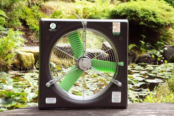 Solar Greenhouse Fan Small Hobby Kit