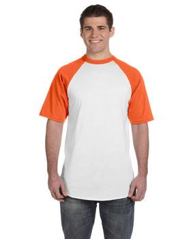 Augusta  Short Sleeve Baseball Jersey