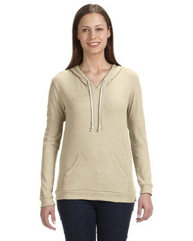 Alternative Ladies Eco-Jersey Triblend Pullover Hoodie