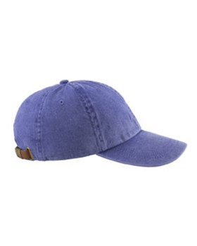Pigment Dyed Washed Cap