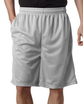 Mesh Shorts with Pocket