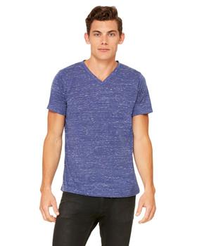 Bella + Canvas Unisex Jersey Short-Sleeve V-Neck T-Shirt
