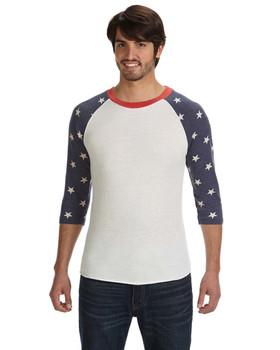 Alternative Men's Baseball Eco-Jersey T-Shirt