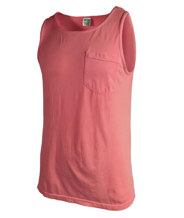 Comfort Colors Pocket Tank Top