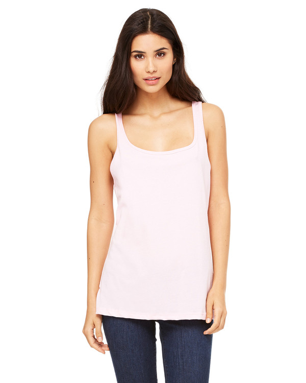 Bella Ladies' Relaxed Jersey Tank
