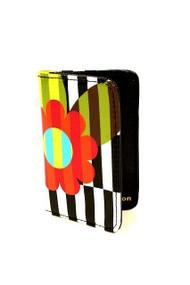Card Holder in Pop Blossom design