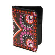 Passport Cover & Wallet  in Capri design