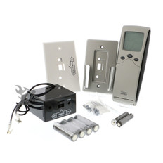 Skytech 3301P2 Programmable Thermostat Fireplace Remote Control