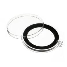 Y50mm Black Ring Air-Tite Coin Capsules for 2oz Silver Lunar 1