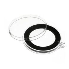 Y48mm Black Ring Air-Tite Coin Capsules for 2oz Libertads