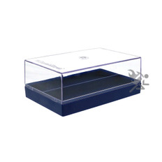 Coin Flip Storage Box, Holds 100 2x2 Flips