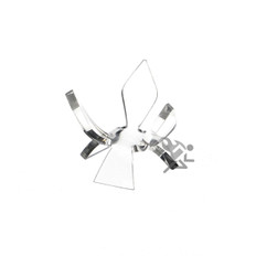 """1-1/2"""" Three-Prong Tulip Display Stands"""