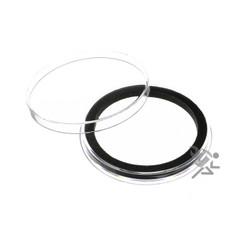 Y54mm Black Ring Air-Tite Coin Capsule Holders