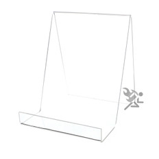 "7.25"" Book Display Stand Easel with 2-1/2"" Resting Shelf"