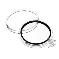 X44mm Black Ring Air-Tite Coin Capsules for 1oz Lunar Series Coins