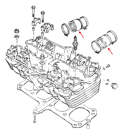 Suzuki OEM Clutch Cover Bearing GS1100-GS1150