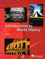 Sonlight Core B: Intro to World History Pt. 1, Instructor Gu