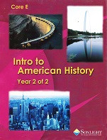 Sonlight Intro to American History  Part 2, Instructor Guide