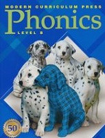 MCP Plaid Phonics Level B, workbook & Teacher Resource Guide