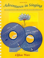 Adventures in Singing, 2d ed., 2 CDs & Text Set