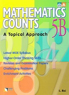 Mathematics Counts 5B, a Topical Approach, workbook