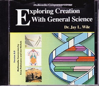 Apologia:Exploring Creation--General Science, 1st ed. CDRom